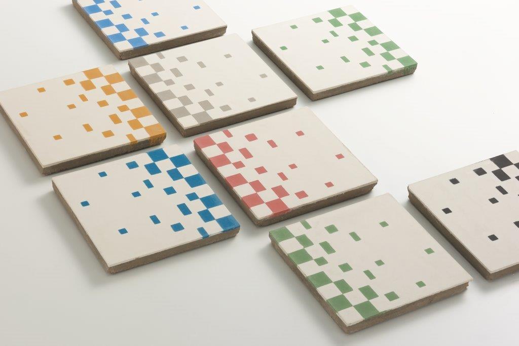 Diseño Elías Torres Geometrías by Mosaics Martí