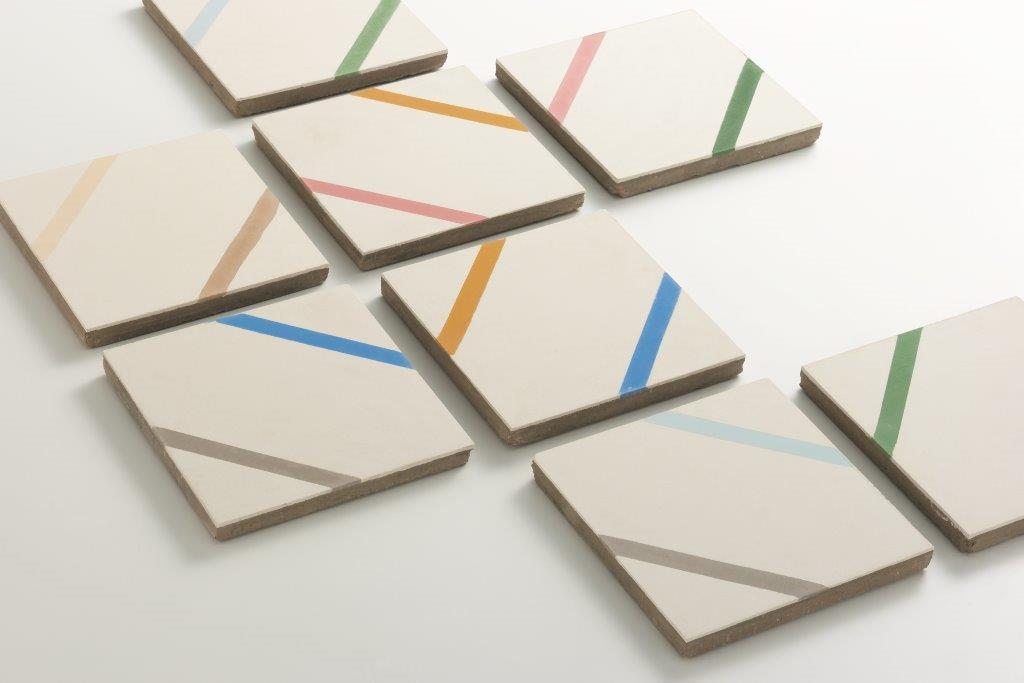 Diseño Lluís Clotet Geometrías by Mosaics Martí