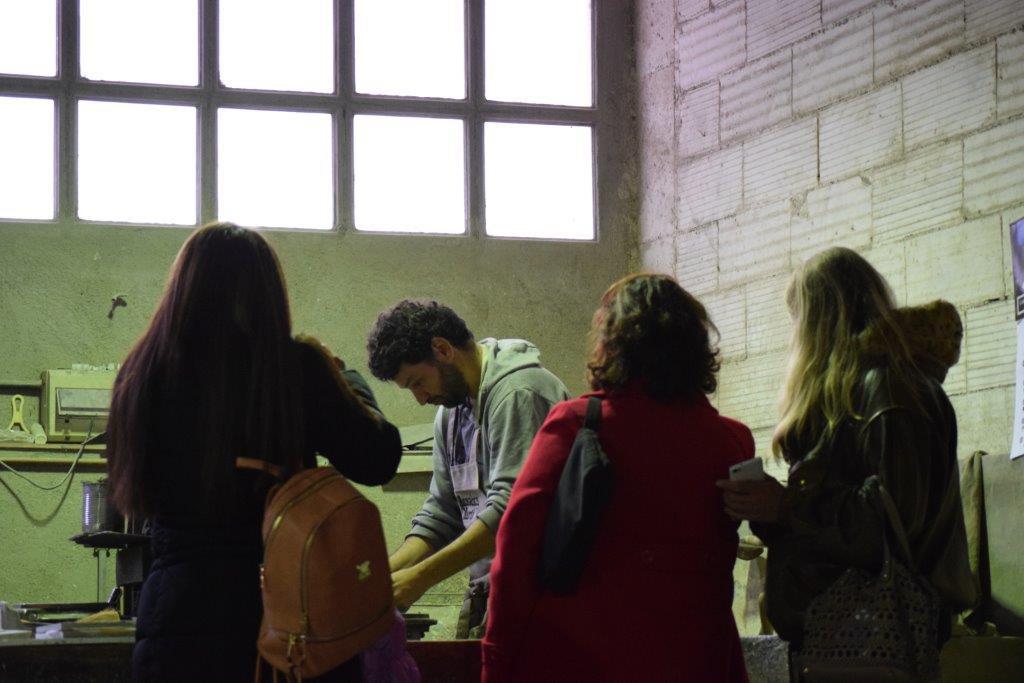Visita artesà - Mosaics Martí Media