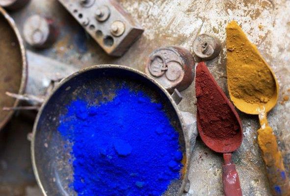 Colors - Mosaics Martí Media
